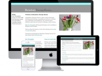 Therapy Website SEO Barnsbury Therapy Rooms