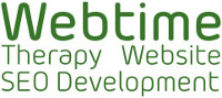Webtime: Therapy Website Search Engine Optimisation Logo